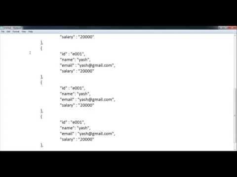 Simple JSON Parsing in PHP