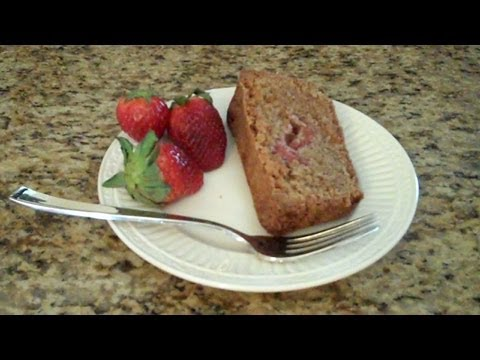 Strawberry Bread - Lynn's Recipes