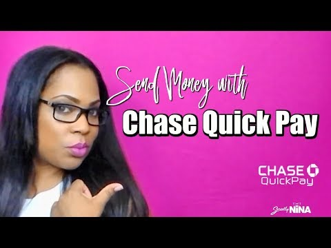 Chase Quickpay with zelle | How to use chase quick pay | Desktop 2017