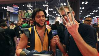 Cosplay Costumes: Wolverine