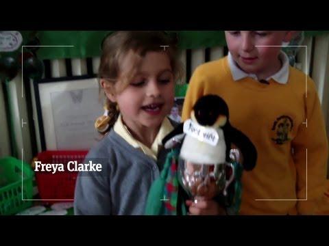Ashden Award: South Farnborough Infant School, cutting CO2 emissions, UK