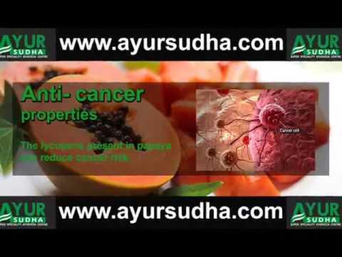 Papaya Health Benefits ::  AYUR SUDHA  Ayurveda Treatment Centre , India