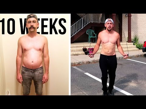 JUMP ROPE TRANSFORMATION - 10 WEEKS