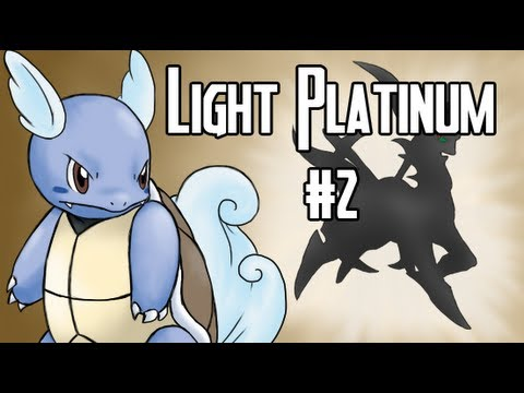 Lets Play Pokemon Light Platinum - Part 2