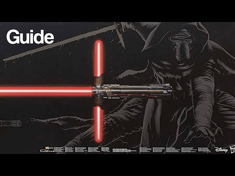 DO NOT Buy The New Kylo Ren Black Series Lightsaber Reiteration!