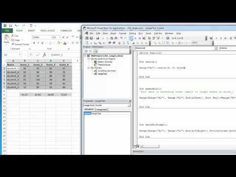 Using .Resize in Excel 2013 VBA
