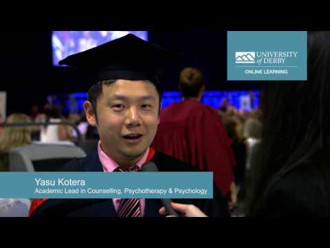 Online Learning Academic Lead in Counselling, Psychotherapy & Psychology, Yasu Kotera