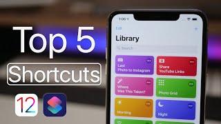 أفضل 5 اختصارات جديدة لِـ Shortcuts ستعشقها و ستسهل حياتك 😊