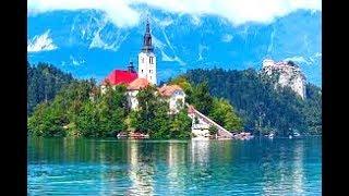 Lake Bled Walking Tour Slovenia In Ultra 4K mp3