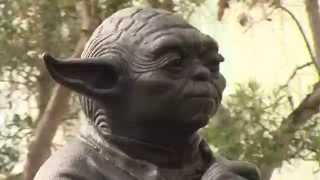 Download Lucasfilm Lobby Tour and The Yoda Statue Video