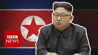 North Korea nuclear test tunnels