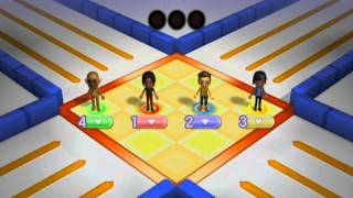 ABM: New Japanese Wii Party 100!?!?! *Board Game* Gameplay! HD!!