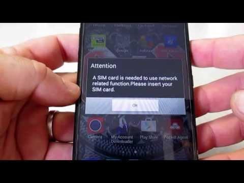 ZTE Lever Sim Card Error Fix - Permanent