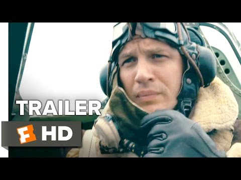 Dunkirk Official Trailer 1 2017 - Tom Hardy Movie