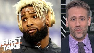 Giants' Dave Gettleman is 'proving to be a bad GM' - Max Kellerman | First Take