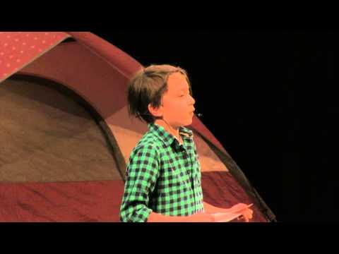 Kids Can Too | Noah Diguangco | TEDxKids@BC