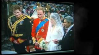 The Royal Wedding At Home!
