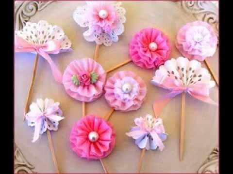 Tea party craft ideas