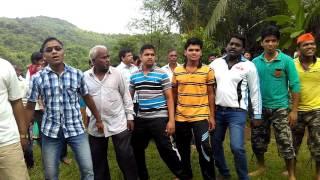 Sangameshwar Dhamni jakadi dance Dhamni Village