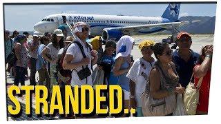 WS - 250 Tourists Stranded in Mexico ft. Nikki Limo & DavidSoComedy