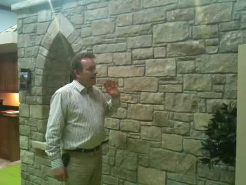 How to build stone wall for your house