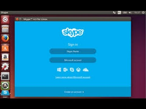 How to Install Skype 4.3 in Ubuntu Desktop 16.04, Debian 8 & Linux Mint 17.3