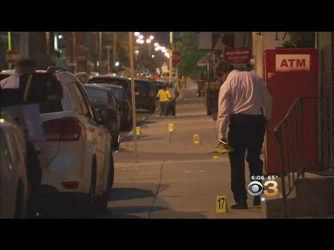 Police: Man Shot 14 Times In Double Shooting In Point Breeze