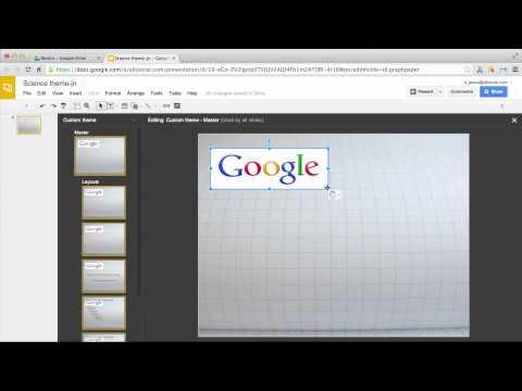 MasterSlides in Google Slides
