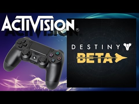 Gameplay - Destiny Beta #06 - PS4 (German/Deutsch)