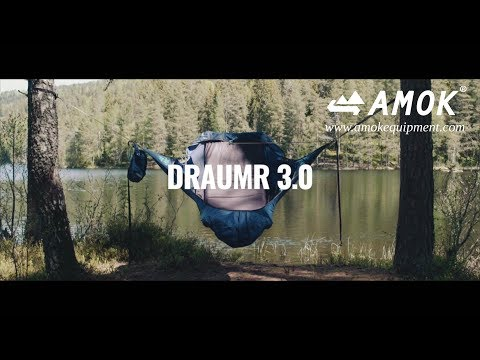 Amok Equipment - Draumr™3.0 hammock tent (detailed demo)