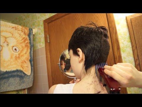 Giving Myself New Hair!