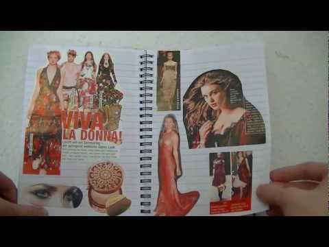 My Fashion Inspiration-Book