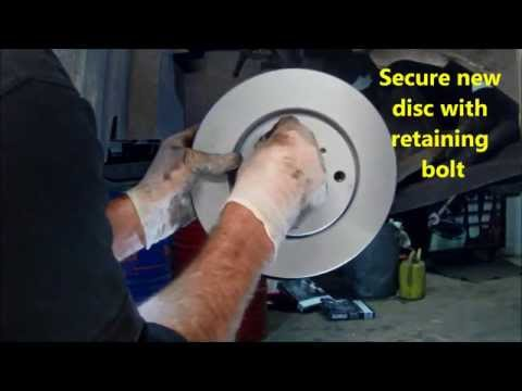 How to Replace Brake Pads and Discs YOURSELF and SAVE ££££