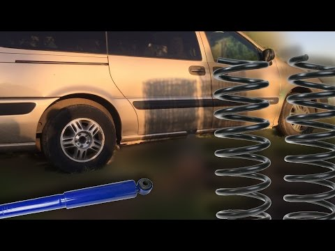 How To Replace Coil Springs, How To Change Shocks