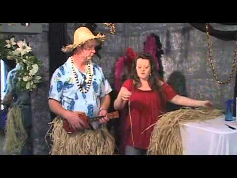 How to Make Grass Skirts