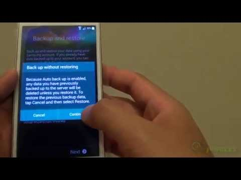 Samsung Galaxy S5: How to Setup Your New Phone