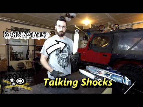 Shock inspection, How do i tell if my shocks are bad