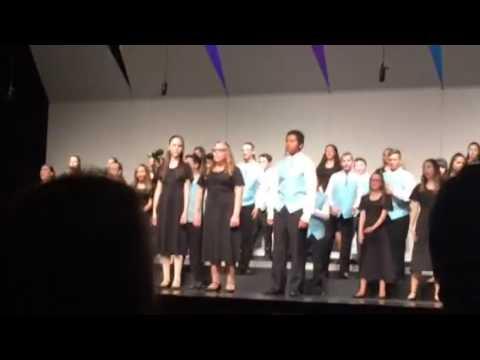 Ashleigh's Choir Solo