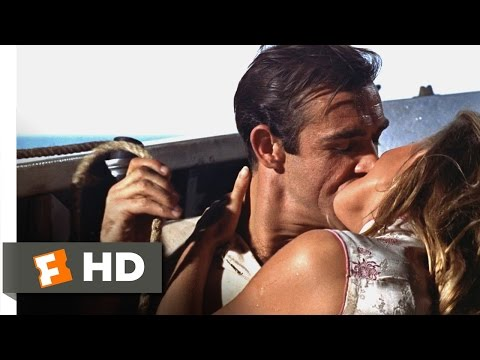 Xxx Mp4 Dr No 8 8 Movie CLIP Love At Sea 1962 HD 3gp Sex