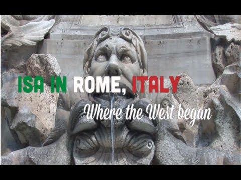 Study Abroad in Rome: Choosing the Eternal City- International Studies Abroad (ISA)
