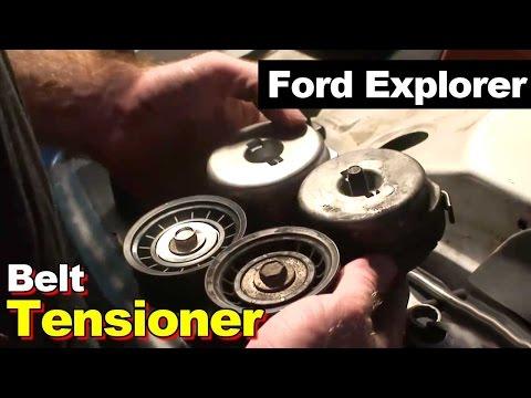 1995 Ford Explorer Serpentine Belt Tensioner