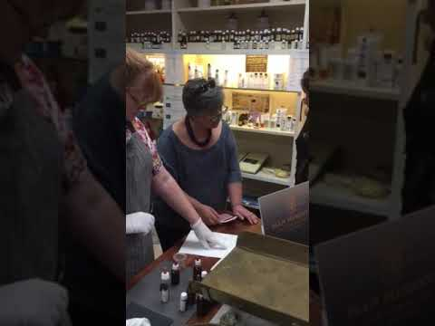 Perfume Making in Florence, Italy