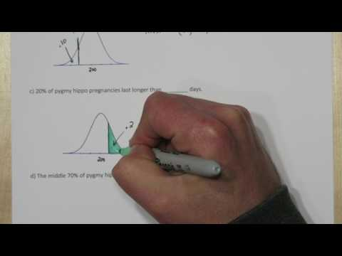 normalCDF & InvNorm on TI-84 Plus Calculator: Normal Calculations