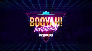 ¡MAÑANA EMPIEZA EL BOOYAH! INVITATIONAL 💥   Garena Free Fire