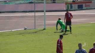 Tor des Spieltags: Kurioses Torwart-Eigentor in der Regionalliga Bayern (29. Spieltag)