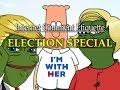 Internet Comment Etiquette HALLOWEEN ELECTION SPECIAL