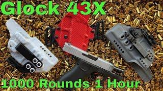 All New Glock 43X vs Glock 43 - The Armorer's Fix - imclips net