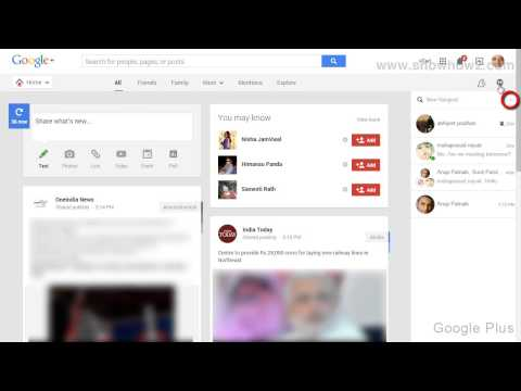 Google+ - How To Unblock A User