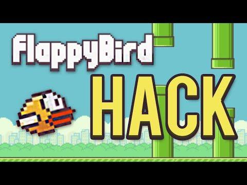 Mobile | Flappy Bird Hack - Never Die & Custom Scores! (Jailbreak)