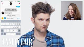 Adam Scott Hijacks a Stranger's Tinder | Vanity Fair